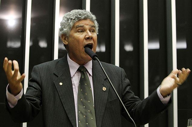 O deputado Chico Alencar (Psol-RJ). Foto: Roberto Jayme/UOL