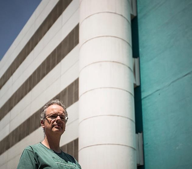 Rogério Rosenfeld, diretor do IFT (Instituto de Física Teórica da Unesp), em São Paulo. Imagem: Adriano Vizoni/Folhapress, 10.out.2014
